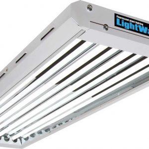 T5 4 foot 4 tube High Efficiency Plant Lighting