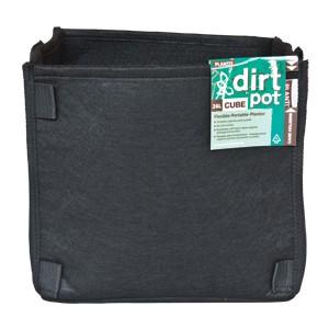Square Dirt Pot 11L
