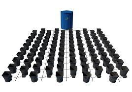 Auto Pot XL 100 Pot System with 750L Flexitank