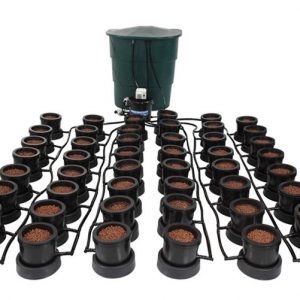 IWS 48 Pot PRO System with Stands