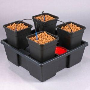 Atami Wilma Small 4 Pot System 6L Pots